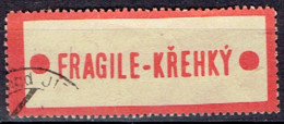SLOVAKIA  # FRAGILE Labels - Other