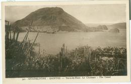 Guadeloupe Saintes Terre De Haut; Le Chameau - Non Voyagé. (P. Candalen, Poin-à-Pitre) - Otros