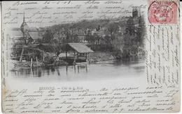 BRIONNE :Cote De La Risle - Le Lavoir ( 1903) - Other Municipalities