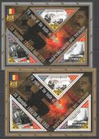VV730 2016 WORLD WAR II WWII BATTLE MOSCOW HITLER VS STALIN !!! 2KB MNH - WW2 (II Guerra Mundial)