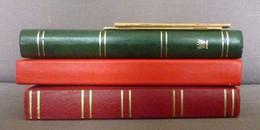 World/Various Countries/diverse Landen In 3 Small Stockbooks - Verzamelingen (in Albums)