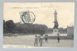 ALBERT  (cpa 80)  Le Monument 170-1871     -  L 1 - Albert