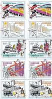 Gothenburg, 400th Anniversary Stamp Original 10 Pcs See  Picture (2021) - Zonder Classificatie