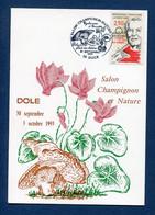 ⭐ France - Carte Maximum - Premier Jour - FDC - Salon Champignon Et Nature - 1993 ⭐ - 1990-99