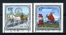 1998 AUSTRIA SET USATO - 1991-00 Gebraucht