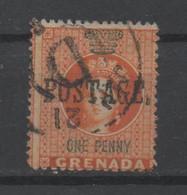 Grenada, Used, 1883, Michel 13 - Grenada (...-1974)