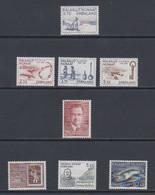 1984 ** GREENLAND (Sans Charn,MNH, Postfris)    Yv. 135/42    Mi. 147/54 (8v.) - Komplette Jahrgänge