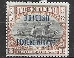 North Borneo Mint Hinged * - Nordborneo (...-1963)
