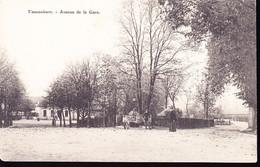 VAUCOULEURS - Avenue De La Gare  (1915)   -440- - Altri Comuni