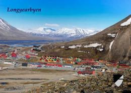 Svalbard Islands Longyearbyen New Postcard Spitzbergen AK - Noorwegen