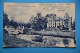 Kessel Près De Lier 1908 : Het Kasteel De Bist , Kessel - Lier