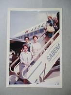 Originele FOTO  1965   SABENA - Aviación