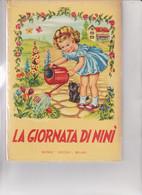 """LIBRO EDITRICE """" PICCOLI """" :COLLANA  - """" BEBE'   """" -  LA  GIORNATA  DI  NINI'      . ILLUSTRAZIONI DI  ANNA FRANZONI - Tales & Short Stories"""