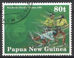 Papua New Guinea 1991. Mi.Nr. 639, Used O - Papua Nuova Guinea