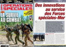 OPÉRATIONS SPÉCIALES 46 LA SURVIE AU COMBAT - History