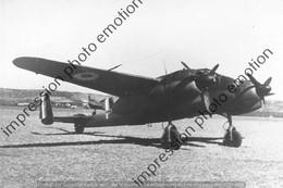 PHOTO AVION RETIRAGE REPRINT  BREGUET 693 - Aviation