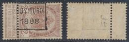 "Fine Barbe - N°55 Préo ""Huy (Nord)"" Pos. A - Rollini 1900-09"
