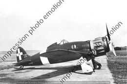 PHOTO AVION  RETIRAGE REPRINT     MACCHI MC 200 - Aviation