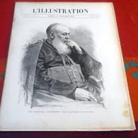 L'Illustration N°2598 Décembre 1892 Cardinal Lavigerie,Algérie Touaregs,Caran D'Ache,Château De Nivillers,Dahomey - 1850 - 1899