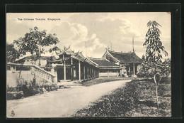 AK Singapur, The Chinese Temple - Singapore