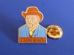 Pin's Le Van Gogh - Peinture Peintre Art Portrait - Restaurant Bar Café (YB11) - Autres