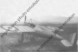 PHOTO AVION  RETIRAGE REPRINT   MORANE SAULNIER - Aviation
