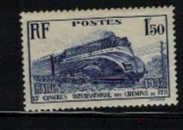 FRANCE Yvert N° 340 - Ongebruikt