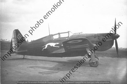 PHOTO AVION  RETIRAGE REPRINT      MORANE SAULNIER 406 C1 N° 328 - Aviation