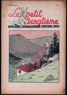 Hergé - Tintin -Le Petit Vingtième N° 25 Du 22 Juin 1939 - E.O. -  TINTIN Et Milou En Syldavie - Kuifje
