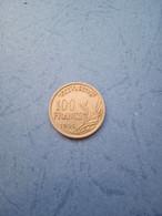 FRANCIA- 100 FRANCHI 1954 - N. 100 Francs