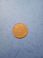 FRANCIA- 20 FRANCHI 1950 - L. 20 Franchi
