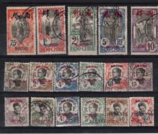 Tchon - King_ Chine  (1903) N° Divers à Partir Du N°32 - Ohne Zuordnung