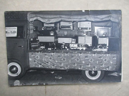 """Oude FOTOPOSTKAART  Verkoper Van RADIO""""s    MARCEL  CLAES - Fotos"""