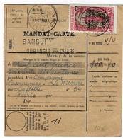 S11-Mandat-carte - Storia Postale