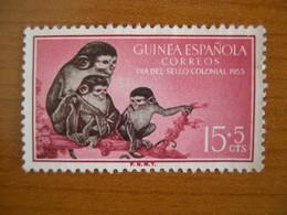 Guinée Espagnole N° 372  N* - Guinea Spagnola