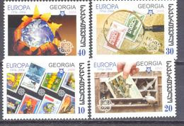 2006. Georgia, 50y Of The First Europa Stamp, 4v Perforated,  Mint/** - Georgien