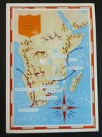 Carte AMORA 1956 - PROSPECTION SUD AFRICAINE Windhoek - Advertising