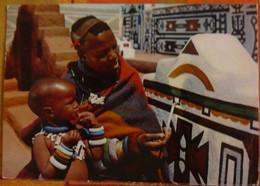 Carte AMORA 1956 - PROSPECTION SUD AFRICAINE - South Africa - Reclame