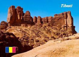 Chad Tibesti Mountains New Postcard Tschad AK - Tsjaad
