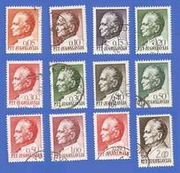 YOUGOSLAVIE LOT TITO OBLITERES - Used Stamps
