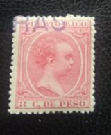 PUERTO RICO. EDIFIL 126*.  MUESTRA - Porto Rico