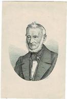 IEPER / BRUXELLES - Jean-Baptiste MALOU - Veuf M.T. VANDENPEEREBOOM  - °1783 En +1862  - (Franstalig) - Imágenes Religiosas
