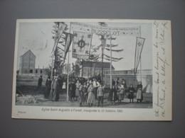 FOREST 1900 - EGLISE SAINT-AUGUSTIN, INAUGUREE LE 22 OCTOBRE 1900 - Forest - Vorst