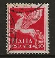 Italie Aérien Oblitéré N° 17 Point De Rouille Lot 35-30 - Airmail