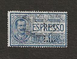 Italie Expres Oblitéré N° 12 Perforé Lot 35-41 - Express Mail