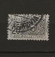 Italie Colis Postaux N° 9 Lot 35-61 - Postal Parcels