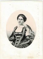 IEPER - Alix Marie De FLORISONE - Echtgen. Baron Jules MAZEMAN De COUTHOVE - °1823 En +1857  - (Franstalig) - Imágenes Religiosas
