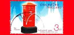 TAILANDIA - THAILAND - Usato - 2016 - Giornata Dei Bambini - Cassette Postali - Mailboxes - Thailand - 3 - Tailandia