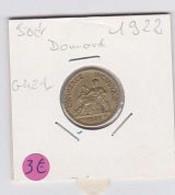 50 Cts Chambre De Commerce  1922 - G. 50 Centimes