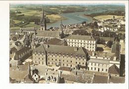 Pont-Croix Institution Saint-Vincent (finistère Sud) Vue Sur Le Goyen - Non Classés